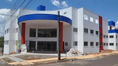 Centro de Especialidades do Paraná, na região de Pato Branco. A unidade está em construção e deve ser inaugurada ainda neste primeiro semestre de 2014.  Foto: Divulgação