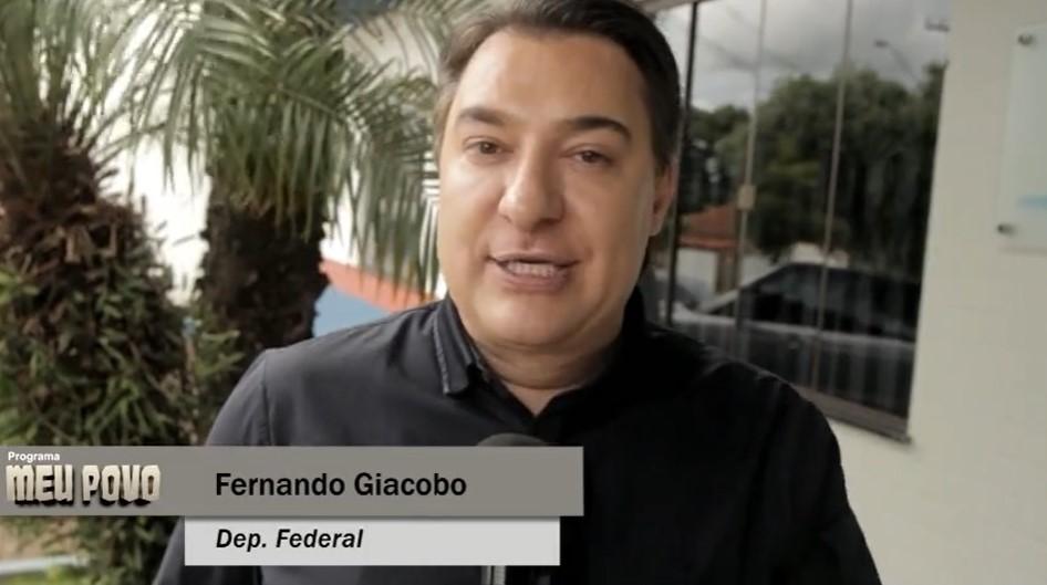 Giacobo é contrário a criação de novos pedágios no Paraná